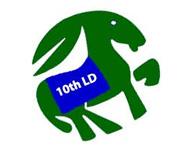 10th Legislative District logo