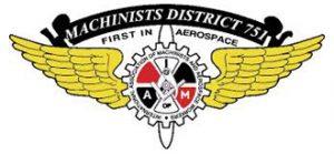 Aerospace Machinist logo