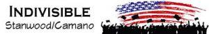 Indivisible Stanwood logo