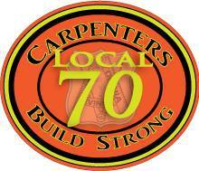 carpenters local 70