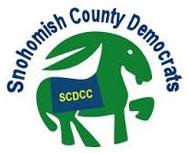 Snohomish County Democrats logo